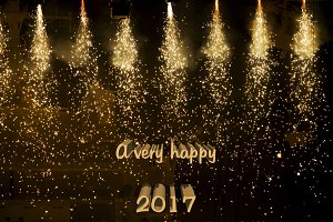 A very happy 2017