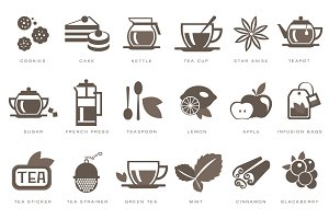 Tea and Spices