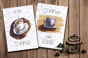 coffee inspiration card