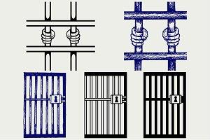 Prison SVG