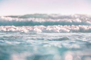 Ocean Waves & Bokeh