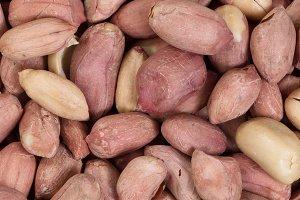 Peanut background