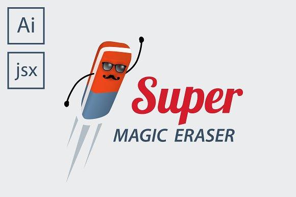 Super Magic Eraser Script