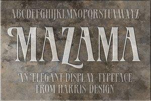 Mazama Regular