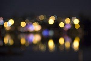 Reflected Lights Bokeh
