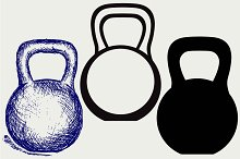 Dumbbell weight 1