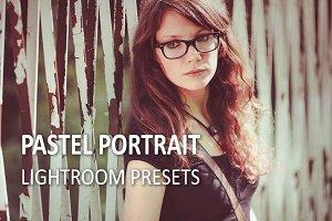 6 Pastel Portrait Presets