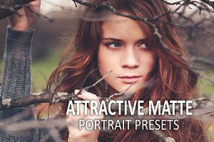 16 Attractive Matte Portraiture