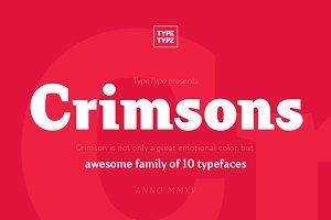 TT Crimsons