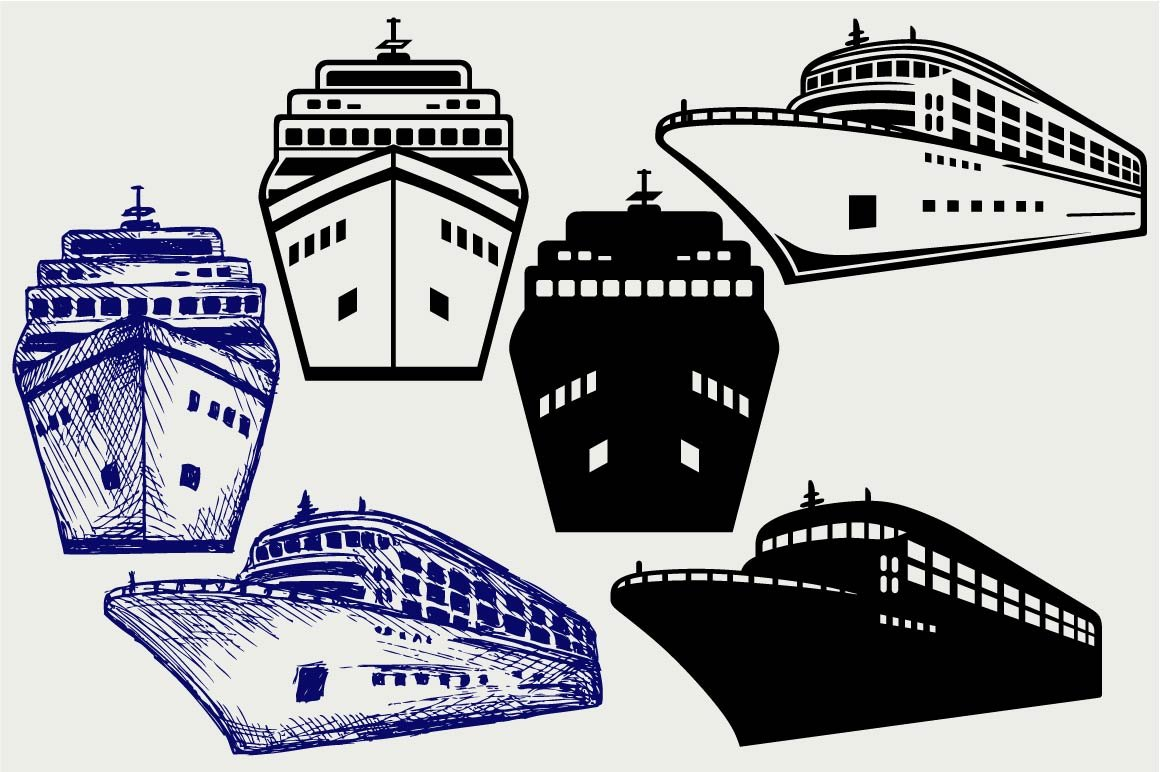 Cruise Ship Svg Cruise Gallery