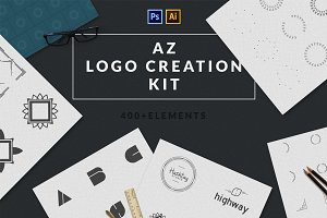 Logo Creation Kit * A-Z Edition -50%