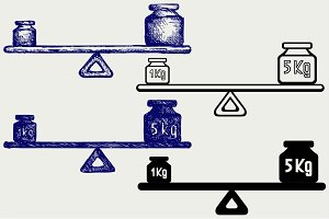 Balancing weight