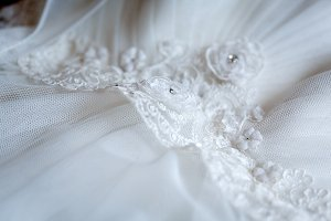 Wedding Dress Details