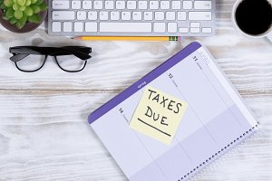 Income Tax Reminder