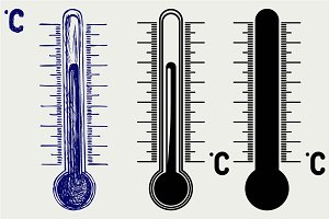 Thermometer SVG