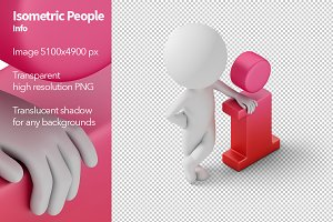 Isometric People - Info