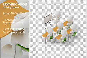 Isometric People - Training Courses