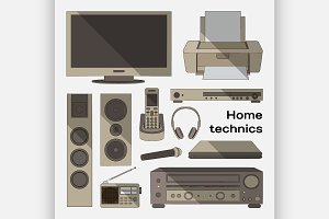 Home technics set