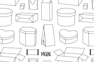 Packing collection pattern