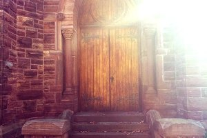 Church Door Flare