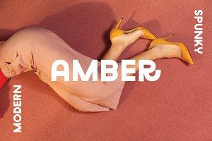 Amber Font
