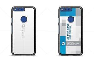 Google Pixel XL 2d IMD Phone Cover