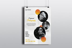 Photography Flyer Template-V455