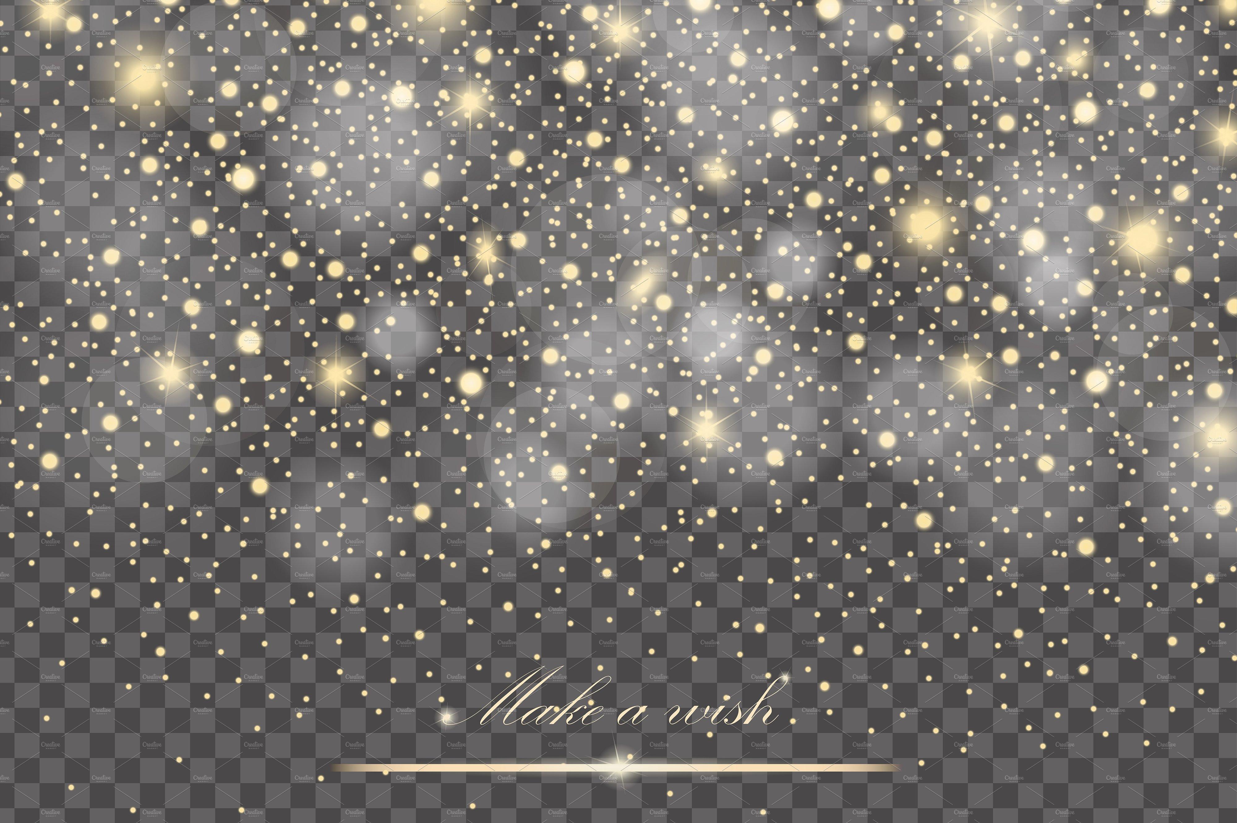 Vector transparent glitter particles ~ Patterns ~ Creative ...
