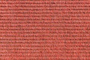 Old red carpet
