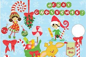 Christmas Props Clipart AMB-168