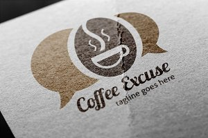 Coffee Excuse Logo