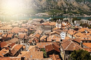 Kotor Bay and Old Town