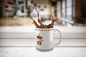 Coffee Mug Mock-up#20