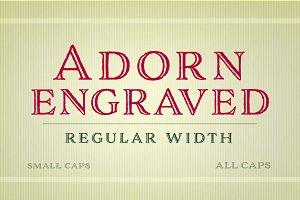 Adorn Engraved