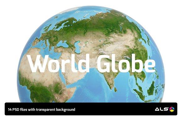 word globe illustrations creative market
