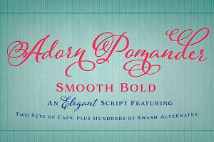 Adorn Pomander Bold Smooth