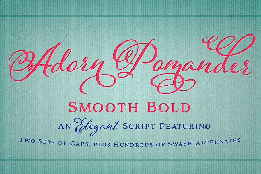 Adorn Engraved Smooth ~ Serif Fonts ~ Creative Market
