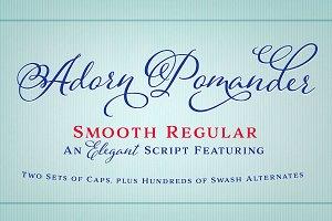 Adorn Pomander Regular Smooth