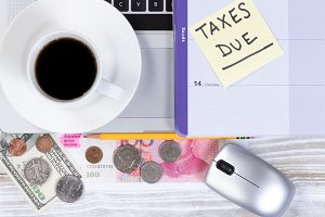 Tax Season Already