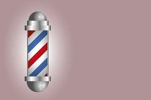barber shop background