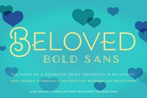 Beloved Sans Bold