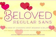 Beloved Sans Regular