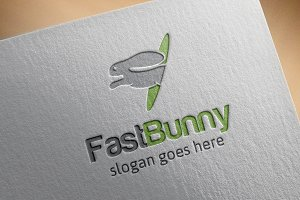 Fast Rabbit Logo