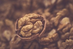 Walnut, nuts for nuts!