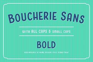 Boucherie Sans Bold
