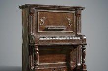 Dusty piano by  in Objects