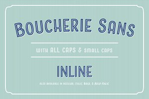 Boucherie Sans Inline