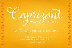 Caprizant Bold