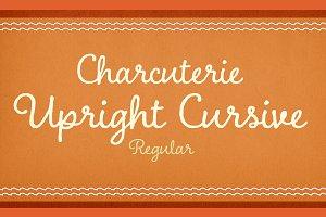 Charcuterie Cursive