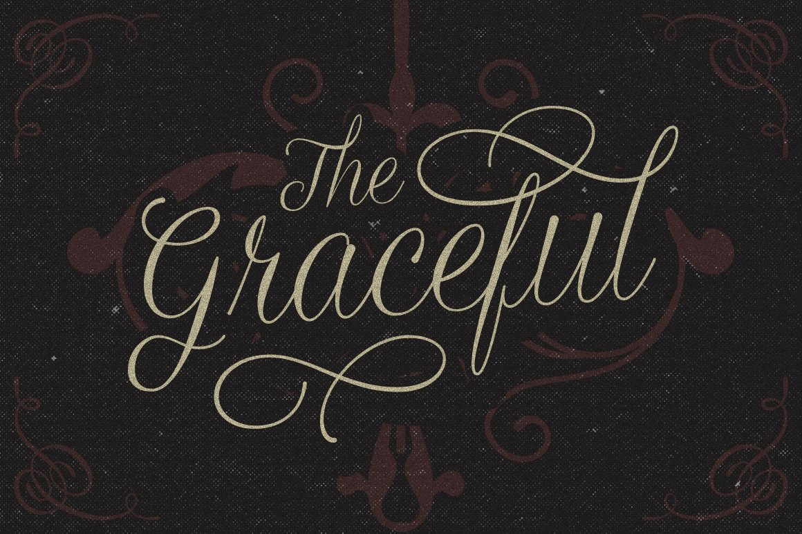 Graceful By Artimasa In Fonts